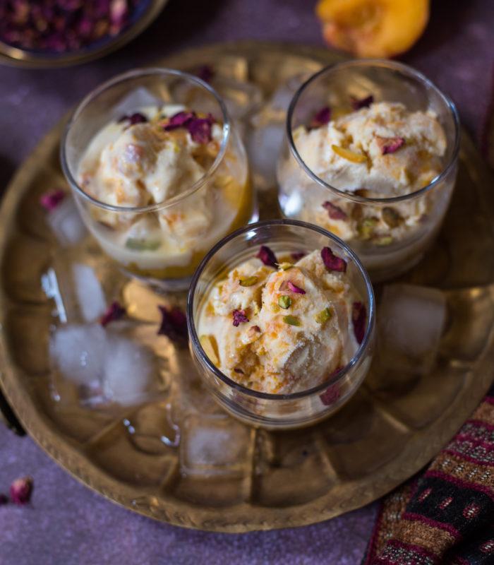 Peach Halwa Ice Cream 2 (1 of 1)